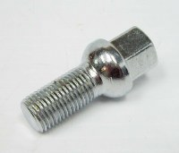 Ball 14 x 1.5 x 28mm Lug Bolt Chrome