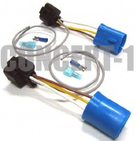 MK3 Headlight Wiring - Single