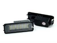 MK4  LED License Light Set
