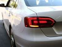Jetta 6 Taillights Hybrid RED