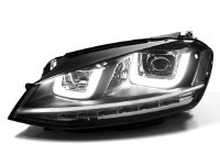 MK7 Double-U Headlights CHR