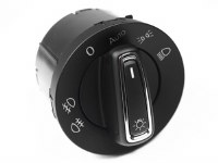 MK7 Euro Headlight Switch Chr.