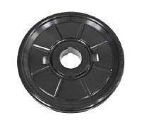 Crank Pulley Billet Black