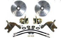 Disc Brake Kit Beetle DROPPED Wide 5 Link Pin