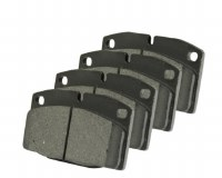 Upgrade Brake Pads Set