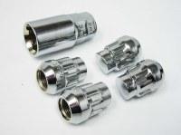 Wheel locks  1/2-20 Acorn