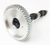 Camshaft - T1 With Flat Gear