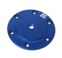 Billet Oil Sump Plate - Blue