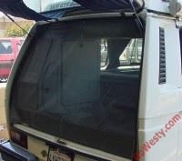 Rear Hatch Screen 87-91 Van