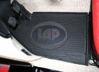 T1 Rubber Floor Mats Set