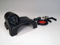 MK6 Golf R Turbo Pod Kit Blue