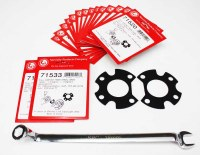 Rear Camber Toe Shims Set