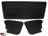 56-64 T1 BLK Door Panels