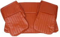 Upholstery T1 65-67 Brick Red