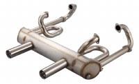 V.S. Muffler T1 Equal Length Superflo  (VSD155203050SF)