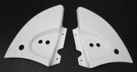 Hinge Covers T1 68-79 WHT