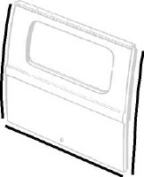 Rear Hatch Seal T2 55-63