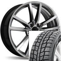 "18"" Winter Wheel Tire Set 001 (BLACKLION)"