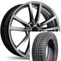 "18"" Winter Wheel Tire Set 003"