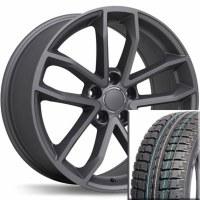 "18"" Winter Wheel Tire Set 004 (ANTARES GRIP)"