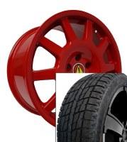 "18"" Winter Wheel Tire Set 008 (HIMALAYA)"