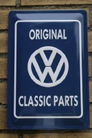 Metal Sign - Classic Parts