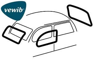 Beetle 65-71 Seal & Trim Complete Kit - With Molded Corners