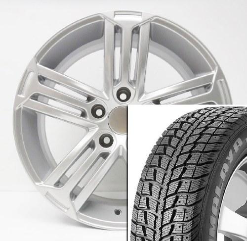 "17"" Winter Wheel Tire Set 014 (HIMALAYA)"