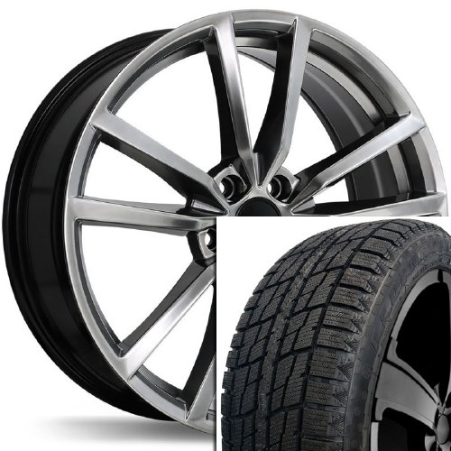 "18"" Winter Wheel Tire Set 005 (HIMALAYA)"
