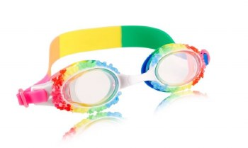 Bling2o - Swim Goggles - Rocket Pop Red