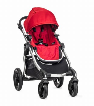 Baby Jogger - City Select Stroller - Ruby