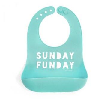 Bella Tunno - Wonder Bib - Sunday Funday