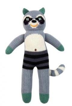 Bla Bla - Doll Mini Bandit The Raccoon