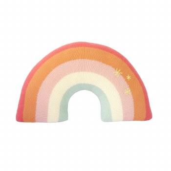 BlaBla - Pillow Rainbow Pink