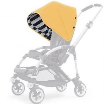 Bugaboo - Bee Plus Sun Canopy - Sunny Gold