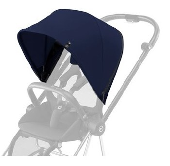 Cybex -  Mios Color Pack/Comfort Inlay - Midnight Blue