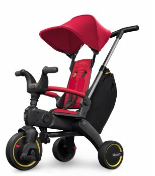 Doona - Liki Foldable Trike S3 - Flame Red