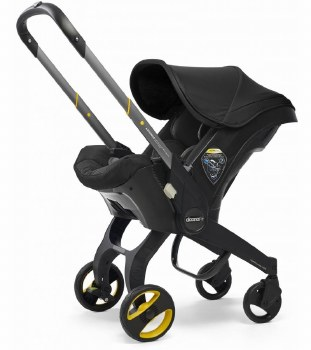 Doona - Infant Car Seat/Stroller - Nitro Black