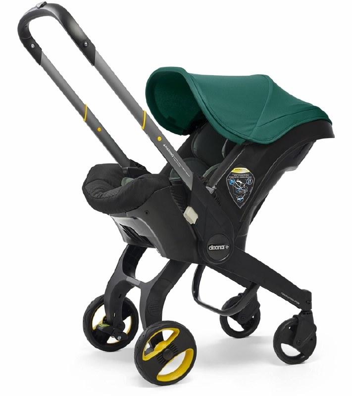 Doona - Infant Car Seat and Stroller - Racing Green - Nini ...