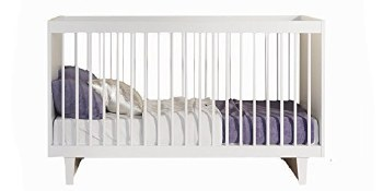 Furniture - Fine Crib/Cot Bed White