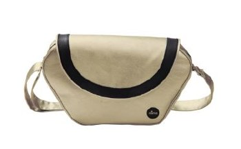 Mima - Trendy Changing Bag Champagne