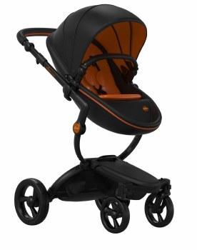 Mima - Xari Complete Stroller Limited Edition - Rebel