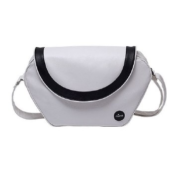 Mima - Trendy Changing Bag White