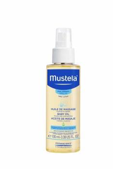 Mustela - Massage Baby Oil