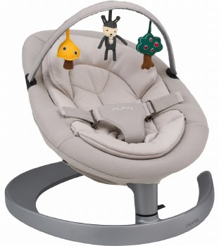 Nuna - Leaf Grow Bouncer Champagne