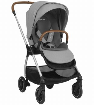 Nuna - Triv Compact Stroller - Frost