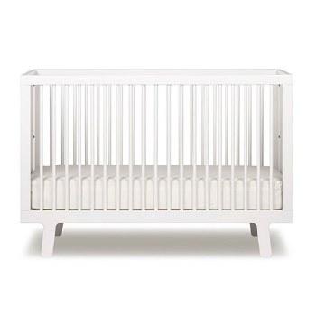 Oeuf - Sparrow Crib White