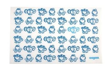 Oogaa - Place Mat - Blue