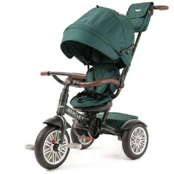 Bentley - Bentley 6-in-1 Stroller/Tricycle -  Spruce Green