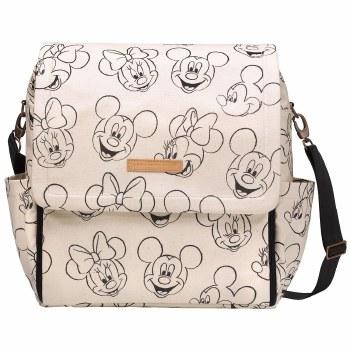 Petunia Pickle Bottom - Boxy Backpack - Sketchbook Mickey Minnie